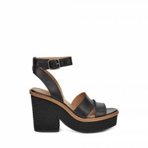 UGG Women's Carine Leather Heel