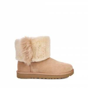 UGG Women's Classic Mini Wisp Boot Suede