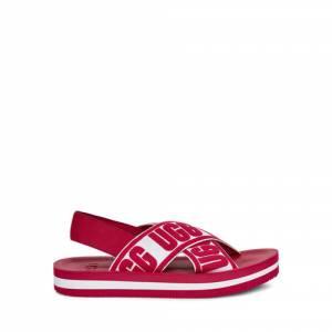 UGG Women's Marmont Graphic Sandal Eva