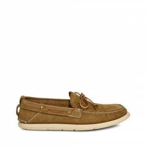UGG Men's Beach Moc Slip-On Leather