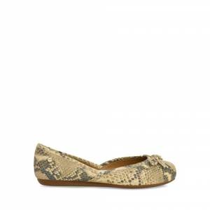 UGG Women's Lena Exotic Flat Leather