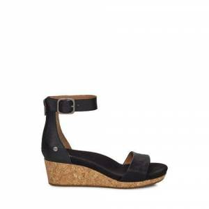 UGG Women's Zoe II Wedge Leather