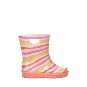 UGG Toddlers' Rahjee Mural Rain Boot Waterproof