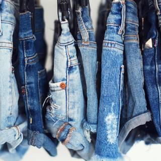 Summer Staple Jean Shorts