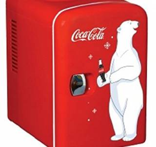 Coca-Cola Personal Mini Fridge
