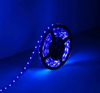 Flexible Blue LED Strip Lights