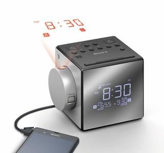 Sony Alarm Clock Radio ICFC1PJ