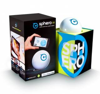 App Controlled Robotic Ball Sphero 2.0