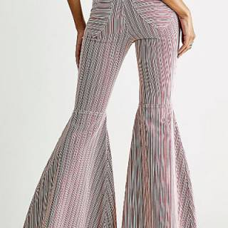 """Free People Flare Jeans """"Be Mine"""""""