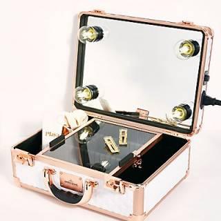 Illuminated Vanity Travel Case