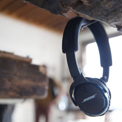 Bose Bluetooth Headphones SoundLink On-Ear