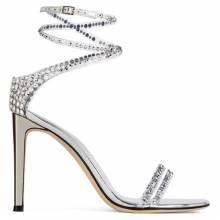 "Giuseppe Zanotti High-Heel Sandals ""Catia Lux"""
