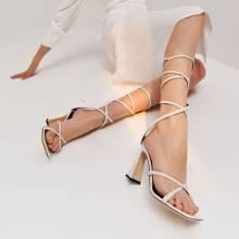 """Giuseppe Zanotti High-Heel Sandals """"Eclissa"""""""