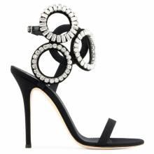 "Giuseppe Zanotti Sandals ""Kassie Crystal"""
