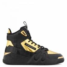 "Giuseppe Zanotti Men's Sneakers ""Golden Talon"""