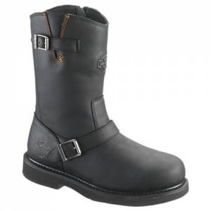 Harley-Davidson - Jason Steel Toe - Men's Boots in Black