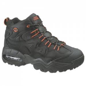 Harley-Davidson - Crossroads II Steel Toe - Men's Shoes in Black