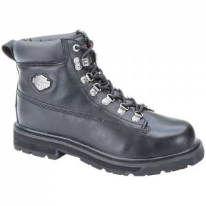 Harley-Davidson - Drive Steel Toe - Men's Boots in Black