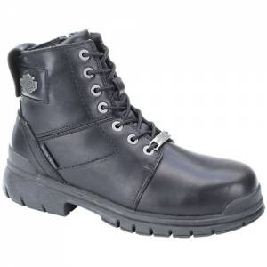 Harley-Davidson - Gage Composite Toe - Men's Boots in Black