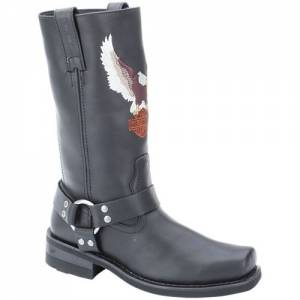 Harley-Davidson - Darren - Men's Boots in Black