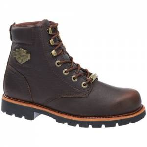 Harley-Davidson - Vista Ridge - Men's Boots in Brown