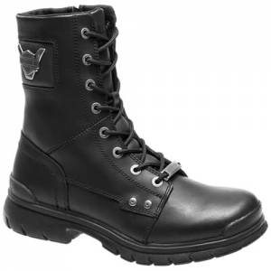 Harley-Davidson - Duntley - Men's Boots in Black