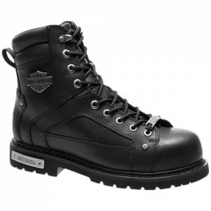 Harley-Davidson - Abercorn Composite Toe - Men's Boots in Black