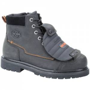 Harley-Davidson - Jake Steel Toe - Men's Boots in Black