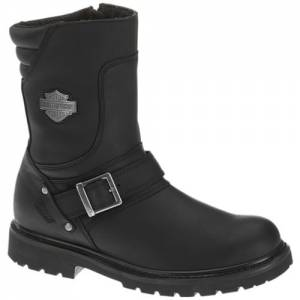 Harley-Davidson - Booker - Men's Boots in Black