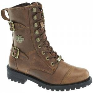 Harley-Davidson - Balsa - Women's Boots in Brown