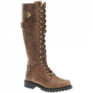 Harley-Davidson - Beechwood - Women's Boots in Brown