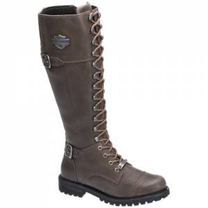 Harley-Davidson - Beechwood - Women's Boots in Stone
