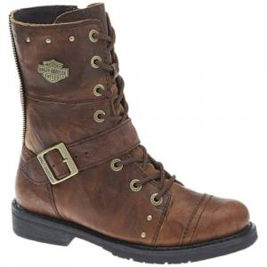 Harley-Davidson - Monetta - Women's Boots in Brown