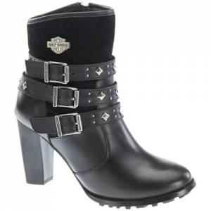 Harley-Davidson - Abbey - Women's Boots in Black