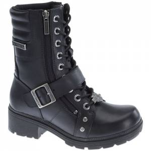 Harley-Davidson - Talley Ridge - Women's Boots in Black
