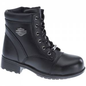 Harley-Davidson - Raine Steel Toe - Women's Boots in Black