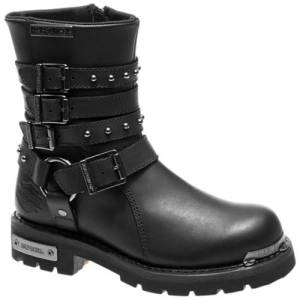 Harley-Davidson - Eddington - Women's Boots in Black