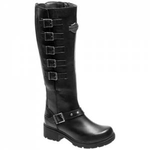 Harley-Davidson - Glassford - Women's Boots in Black