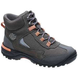 Harley-Davidson - Waites - Women's Boots in Grey