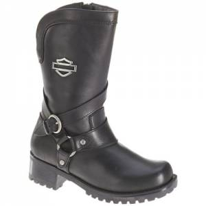Harley-Davidson - Amber - Women's Boots in Black