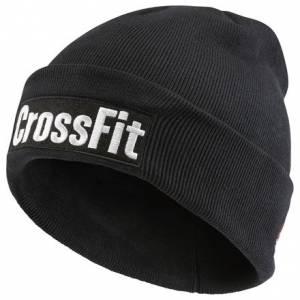 Reebok CrossFit Unisex Training Graphic Beanie in Black