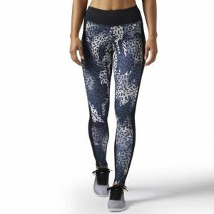 Reebok Running Essentials Legging Women's Running Tights in Meteor Grey