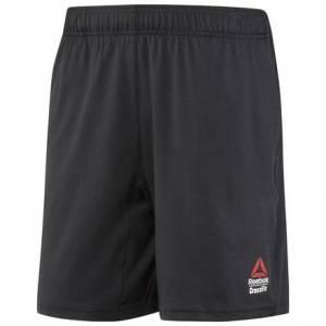 Reebok CrossFit Sweat Board Men's Training Short in Dark Grey Heather