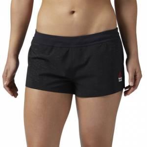 Reebok CrossFit Woven Short Women's Fitness Training Apparel in Black