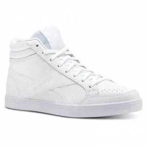 Reebok Royal Aspire 2 Women's Casual Basketball Shoes in US-White