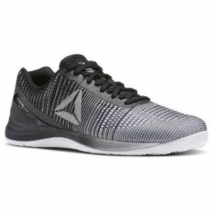 Reebok CrossFit Nano 7 Weave Men's Fitness Training Shoes in White / Black