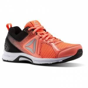 Reebok Runner 2.0 MT Women's Running Shoes in Guava Punch / Black / Silver Met