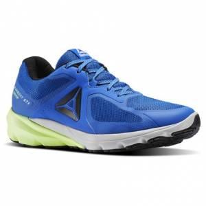 Reebok OSR Harmony Road GTX Men's Running Shoes in Vital Blue / Skull Grey / Electric Flash / Black