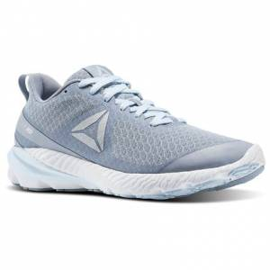 Reebok OSR Sweet Road SE Women's Running Shoes in Meteor Grey / Fresh Blue / White / Pewter