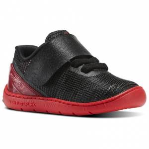 Reebok CrossFit Nano 7 - Infant & Toddler Training Shoes in Primal Red / Black / White